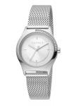 Esprit ES1L116M0065 Hood Uhr Damenuhr Edelstahl Silber