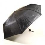 Flash 72062 Mini Black Schwarz Regenschirm Taschenschirm Schirm