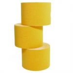 2 Rollen Kinesiologie-Tape 5 m x 5, 0 cm gelb (EUR 0, 899 / m)