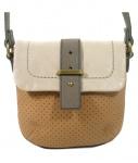 Fossil MASON Braun SL3182-235 Leder Handtasche Tasche Schultertasche