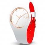 Ice-Watch 007240 Ice loulou white rose gold medium Uhr Damenuhr weiß