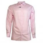 Eterna Herrenhemd Langarm Modern Fit Rosa Gr. XXL/45 8100/50/X177