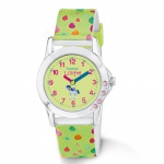 Prinzessin Lillifee 2013222 Uhr Mädchen Kinderuhr Kunststoff Grün