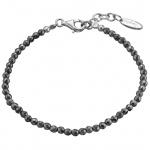 Engelsrufer ERB-20-HA Damen Armband Silber Grau 20 cm