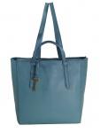 Fossil Rucksack Tasche Camilla SML Backpack ca. 10L Blau ZB7667-981