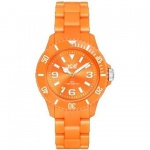 Ice-Watch CF.OE.B.P.10 Uhr Classic Fluo orange BIG Kunststoff Analog