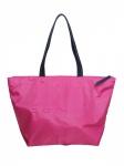 Esprit Damen Handtasche Tasche Henkeltasche Cleo Shopper Pink