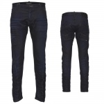 Jack & Jones Herren Jeans Hose 12085886 ERIK Rico JOS Blau 32W / 34L