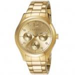 Esprit ES106702002 tracy multi gold Uhr Damenuhr vergoldet Datum gold