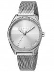Esprit ES1L057M0045 Slice Glam Uhr Damenuhr Edelstahl Silber