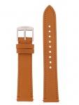 Fossil Uhrenarmband LB-ES3523 Original Ersatzband Leder 18 mm Braun