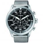 Citizen CA4210-59E Chronograph Uhr Herrenuhr Edelstahl silber