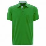 Eterna Herren Comfort Fit Poloshirt Piqué Grün Gr. XL/44 2203/44/U577