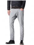 G-Star Herren Jeans 51000E6739 3301 Super Slim Grau Gr. 34W / 32L