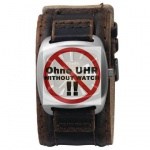 Fossil Uhrband LB-JR9156 Original Lederband für JR 9156