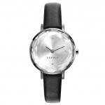 Esprit ES109312001 ESPRIT-TP10931 BLACK Uhr Damenuhr Leder schwarz