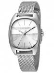 Esprit ES1L038M0075 Infinity Silver Mesh - L Damenuhr Edelstahl Silber