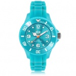 Ice-Watch SI.TE.M.S.13 Ice Forever Turquoise Mini Kinder Uhr türkis