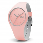 Ice-Watch 012968 CITY duo Pearl blush small 3H Uhr Damenuhr rosa