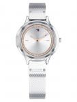 Tommy Hilfiger 1781909 OLIVIA Uhr Damenuhr Edelstahl Silber