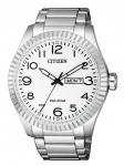 Citizen BM8530-89A Uhr Herrenuhr Edelstahl Datum Silber