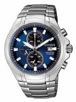 Citizen CA0700-86L Chronograph Uhr Herrenuhr Titan Chrono Datum Silber