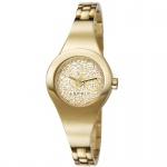Esprit ES107252002 lilith dazzle gold Uhr vergoldet gold