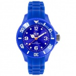 Ice-Watch SI.BE.M.S.13 Ice Forever Blue Mini Kinder Uhr blau