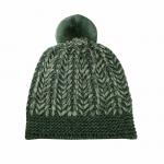 Esprit Fancy Knit Beanie Grau Strick Mütze OneSize 117EA1P010-E030