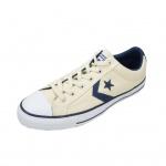 Converse Herren Schuhe Star Player Ox Beige 156620C Sneakers 43