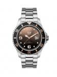 Ice-Watch 016768 ICE steel Medium Uhr Damenuhr Datum Silber