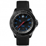 Ice-Watch BM.KLB.B.L.14 BMW Motorsport Black Big Uhr Leder schwarz