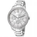 Esprit ES107132004 alice silver Uhr Edelstahl Datum silber