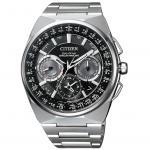 Citizen CC9008-84E Eco-Drive Satallite Wave Chrono Titan Uhr Datum