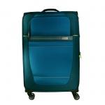 Travelite Meteor 4 Rollen Blau 77 cm Trolley 105 L Koffer 89449-22