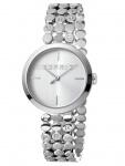 Esprit ES1L018M0015 BLISS Uhr Damenuhr Edelstahl Silber