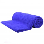 Saunatuch Julie Royalblau Frottee Baumwolle 500g/m2 Handtuch 80 x 200 cm
