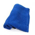 Gästetuch Royalblau Frottee Baumwolle 500g/m2 Handtuch 30 x 50 cm