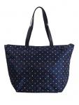 Esprit Handtasche Tasche Shopper Cleo printed Blau 019EA1O022-401