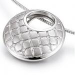 Basic Silber 21.EX414 Damen Anhänger Silber