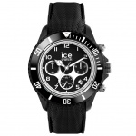 Ice-Watch 014216 ICE dune black Large CH Uhr Datum Schwarz