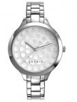 Esprit ES109582001 ESPRIT-TP10958 SILVER TONE Uhr Damenuhr Silber
