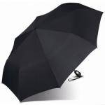 Esprit Gents Mini Tecmatic 50356 Regenschirm Taschenschirm Schwarz