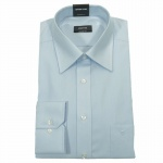 Eterna Herrenhemd 1100/10/E198 Comfort Fit Hellblau Gr. XXXL/47