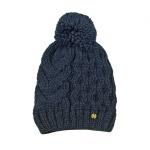 Esprit Cable Knit Beanie Blau Damen Strick Mütze 107EA1P004-E400