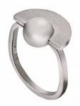 Esprit ESRG00152117 Damen Ring Joyce Edelstahl Silber 53 (16.9)