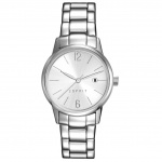 Esprit ES100S62012 esprit-tp100s6 silver Uhr Damenuhr Datum silber