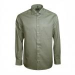 Eterna Herren Hemd Langarm Comfort Fit Grau L/42 Hemden 4425/33/E19K