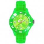 Ice-Watch SI.GN.M.S.13 Ice Forever Green Mini Kinder Uhr neon grün