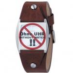 Fossil Uhrband LB-JR8133 Original Lederband für JR8133